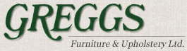 Greggs Furniture & Upholstery Logo